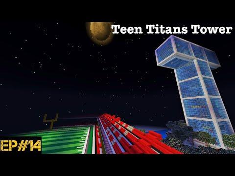 City Tour   #14   Titans Tower