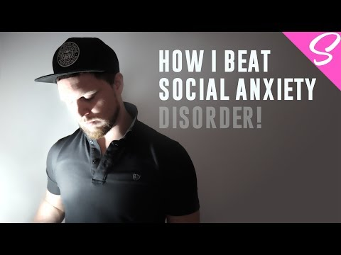 Anxiety Disorder Treatment - Beat Social Anxiety Disorder