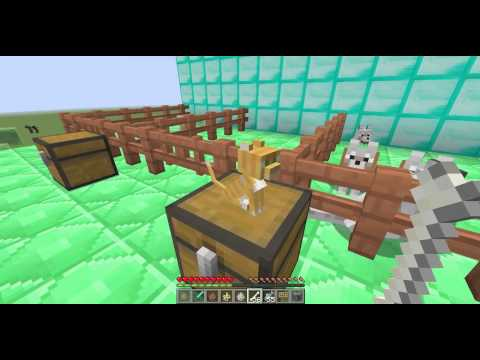 How to Tame/Breed ocelots and wolves in minecraft 1.8