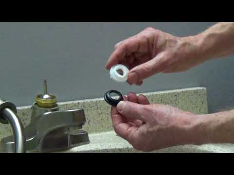 Delta Peerless  Bathroom Single Handle Faucet Repair