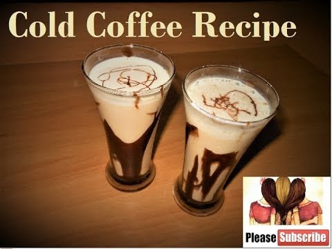 Cold coffee recipe in Hindi (In 2 Minutes )