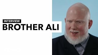 "Brother Ali - Brother Ali speaks on ""Dear Black Son"" and the state of the country"
