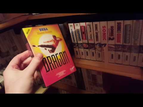 SEGA / Nintendo / SONY Retro Video Game Room Tour Video for Kirk