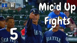 MLB Mic'd Up Fights (part 5)