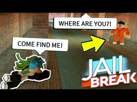 $10K UNDERGROUND SEWER HIDE AND SEEK! (Roblox Jailbreak)