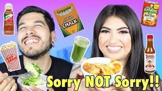 My Baby Daddy Tries My PREGNANCY CRAVINGS!