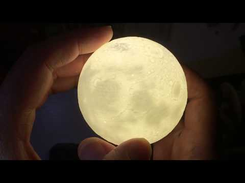 Print Your Own Moon