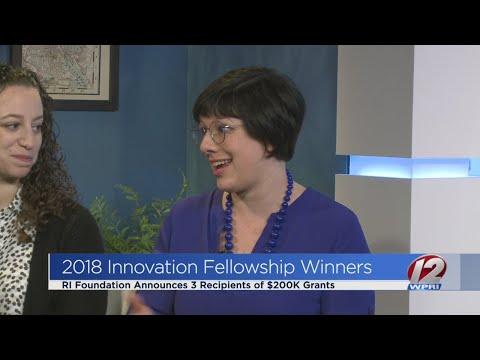 RI Foundation selects Innovation Fellowship winners