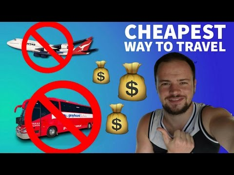 MUST SEE!! CHEAPEST WAY TO TRAVEL- USA/ AUS/ NZ