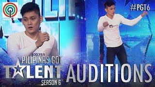 Pilipinas Got Talent 2018 Auditions: Jervy Delos Reyes - Dance