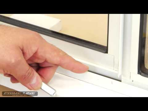 Installing & Removing our Sliding Window Security Locks
