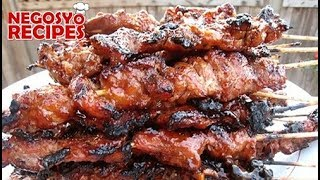 FILIPINO STYLE PORK BARBECUE | BBQ BUSINESS PART 2