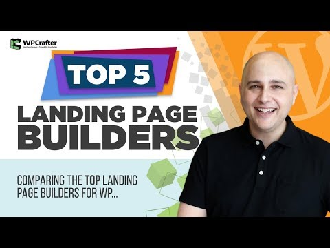 Best Landing Page Builders For WordPress? OptimizePress, Beaver, Divi, Elementor, Thrive Architect?