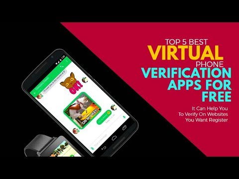 Best Virtual Phone Number Apps For Account Verification & Voice Calls