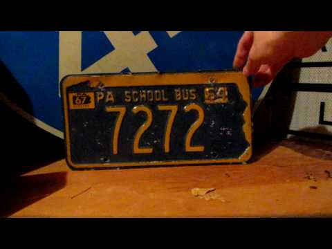 Different Types Of Pennsylvania License Plates