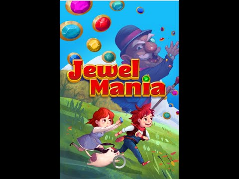 Cheating Jewel Mania by TeamLava Games on Rooted Android, Jelly Bean 4.2.2