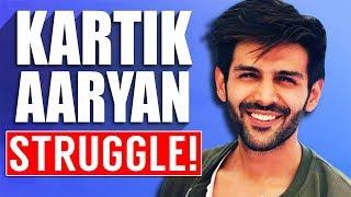 Struggle Story of Kartik Aaryan