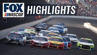 2019 Brickyard 400 | NASCAR on FOX HIGHLIGHTS