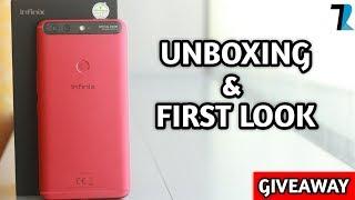 Infinix Zero 5 - Unboxing & Hands On - [Worth it????]