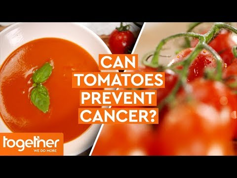 Can Eating Tomatoes Prevent Prostate Cancer? | Super Foods: The Real Story