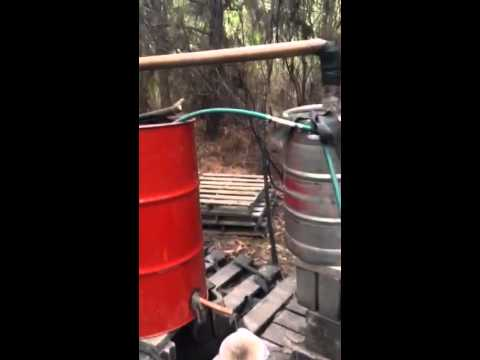 Moonshine still - Lowndes County