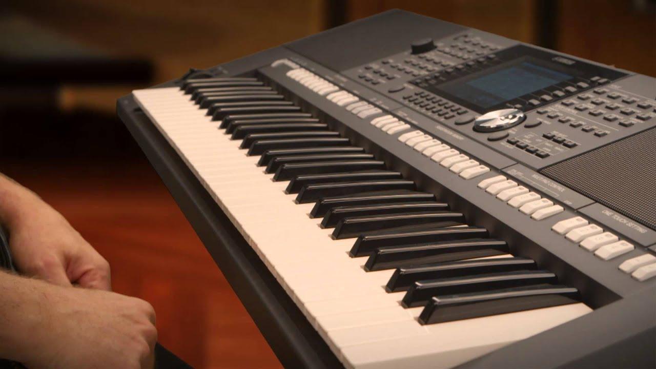 Yamaha PSR-S950 / PSR-S750 Video de presentación