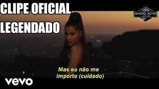 Ariana Grande - break up with your girlfriend, i'm bored (Tradução/Legendado) (Clipe Oficial)