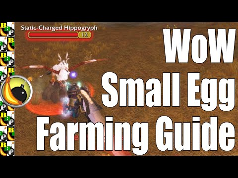 Small Egg WoW | Farming Location Guide