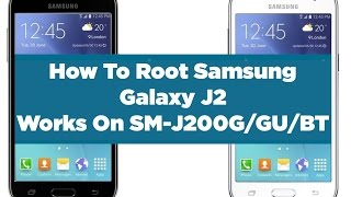 How To Root Samsung Galaxy J2 with TWRP Videos & Books