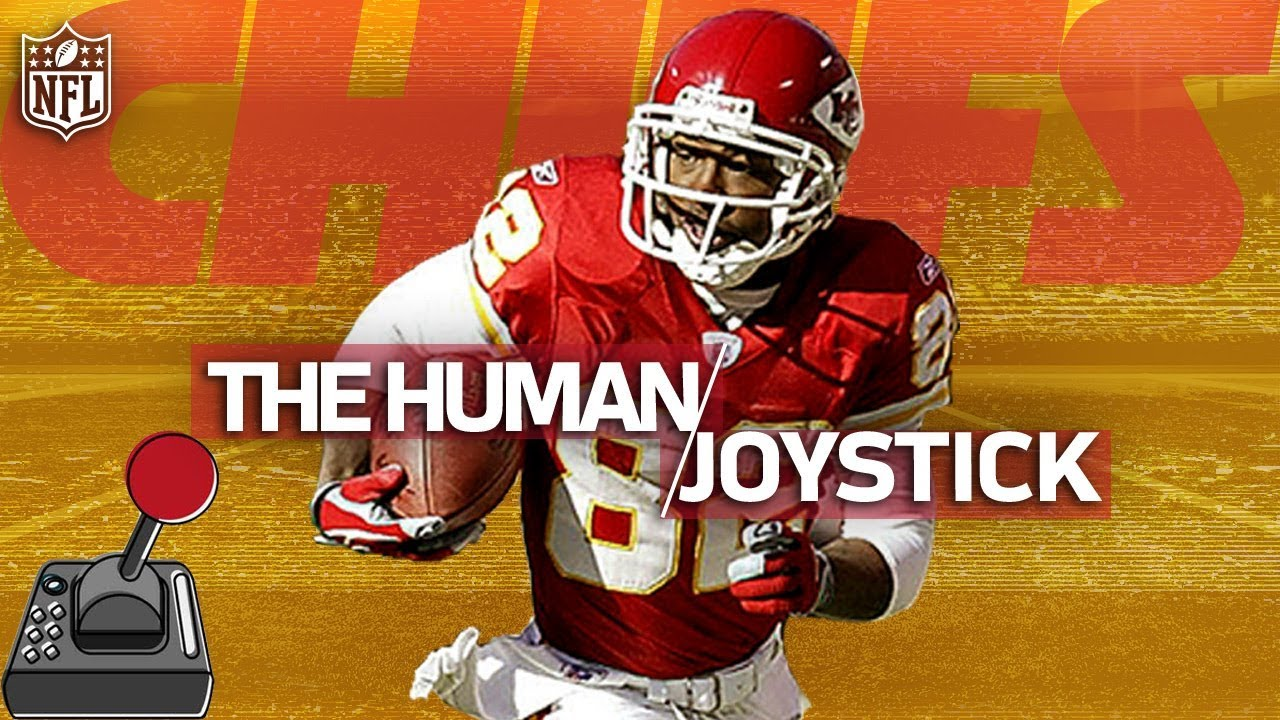 That Time Dante Hall Dazzled the NFL as the Human Joystick 🕹 | NFL Vault Stories