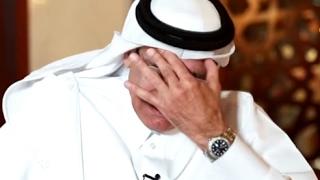 #x202b;قصيدة الإعلامي القطري عبدالعزيز محمد رثاء في زوجتة#x202c;lrm;