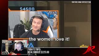 JASONR REACTS TO When PashaBiceps Finally Streams (CS:GO)