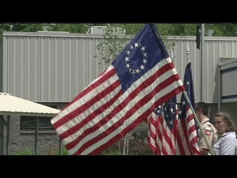 Flag Day: Properly retiring your flags