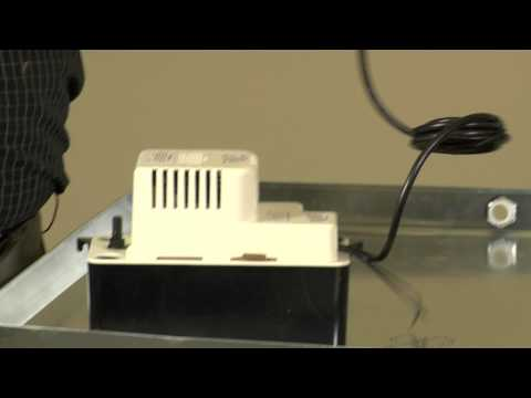 Air conditioner leaking in your basement?  Condensate pump? Reliable Heating & Air - Video Blog