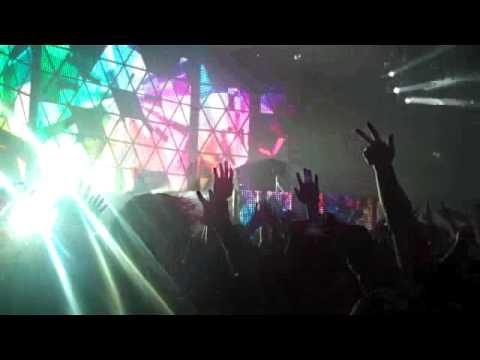 Tiesto Live @ LG Arena, Birmingham - Elements of Life