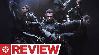 Kingsglaive: Final Fantasy 15  Review