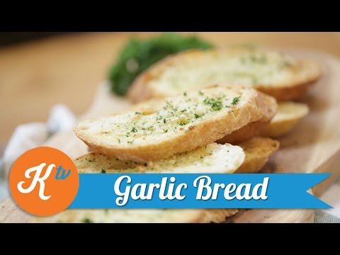 Resep Garlic Bread | RONALD SETIADI HALIM
