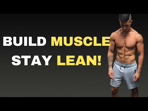 How to Lean Bulk PROPERLY in 5 Steps (Lean Bulking 101)