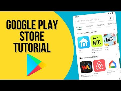 Google Play Store | Tutorial