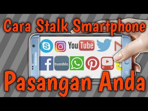 Cara Stalk Intip Whatsaap Facebook Wechat Smartphone Pasangan Anda