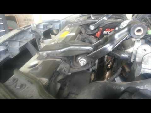 Roll/move engine forward - 2000 Buick 3800 series II engine