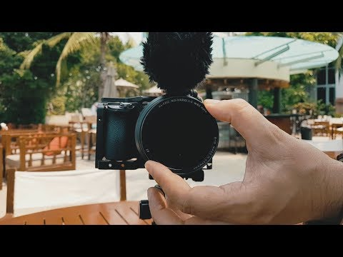 How I Shoot Video with Neutral Density Filter | ND Filter Explained | RehaAlev