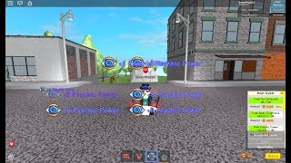 NEW GLITCH TO TRAIN PSYCHIC FASTER! - Roblox SUPER POWER TRAINING
