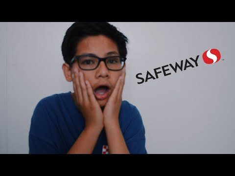 my SAFEWAY experience.. STORYTIME