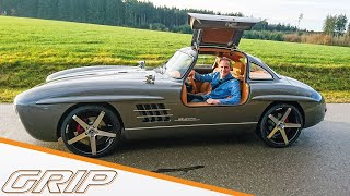 Top 3 Retrocars | GRIP