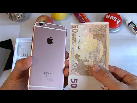 DON'T BUY iPhone 6S/7 til Unboxing & Review