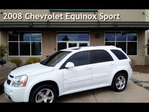 2008 Chevrolet Equinox Sport for sale in Littleton, CO