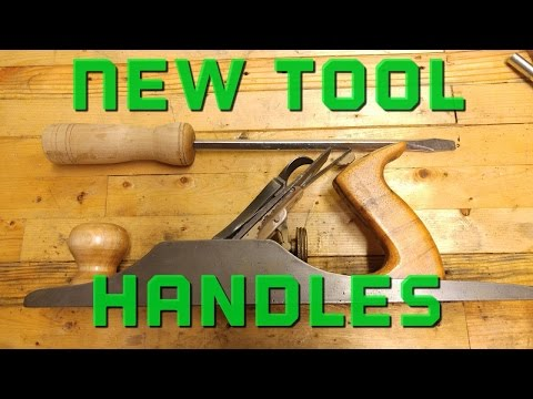 New Tool Handles