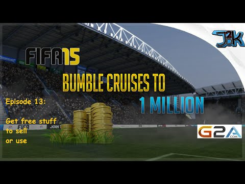 FIFA 15 | Episode 13 make 11000 coins in a Snap | by J2DK Bumble | Ultimate Team Trading Tips