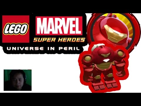 Lego Marvel Super Heroes Universe in Peril - Iron Man Hulkbuster Overview/Showcase [iPad]